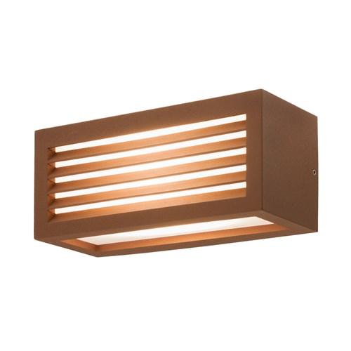 Faretti e applique led da esterno living luminal park - Applique led esterno ...