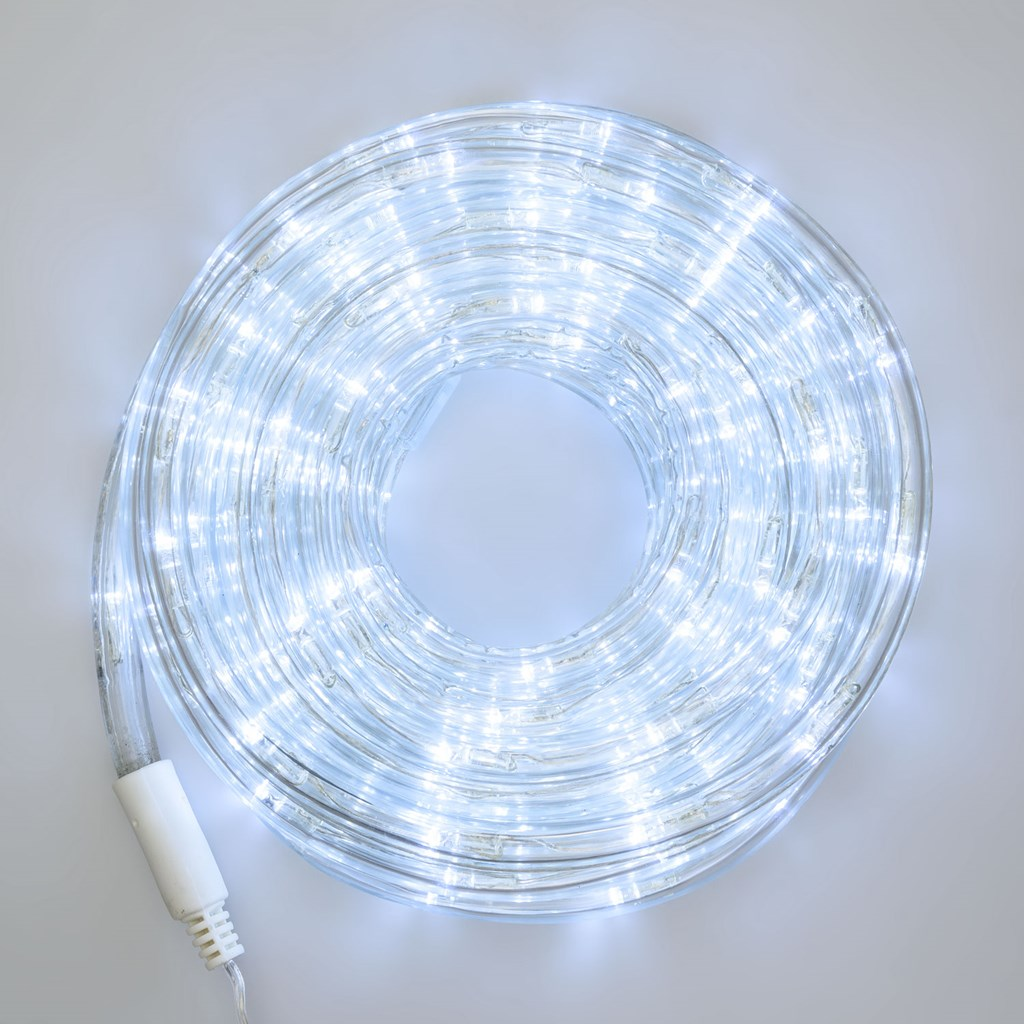 Tube Lumineux 9 M 10 Mm 36v 216 Led Blanc Froid Tube Led D Coratif