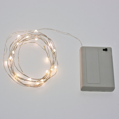 Guirnalda de luces Micro Led 3,9 m