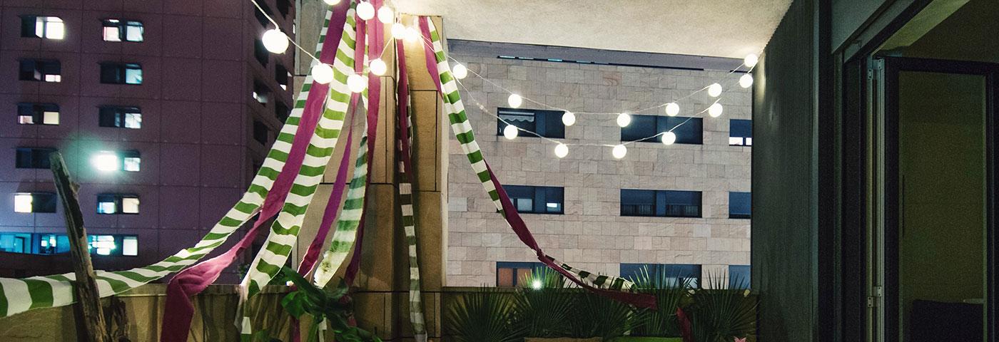 Arredo terrazzo: idee in stile tropicale | Luminal Park