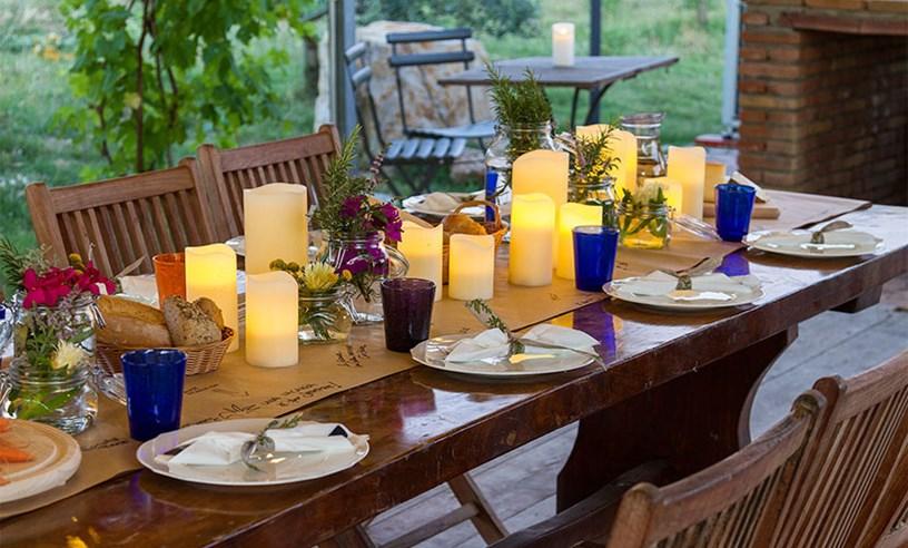Addobbi giardino fai da te sedia da giardino con fiori for Addobbi da giardino