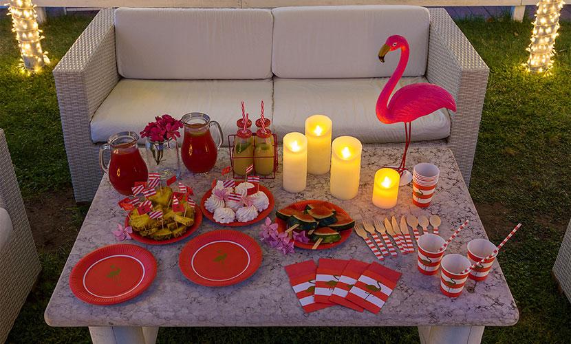 Decorazioni Da Tavolo Per Compleanno : Festa in giardino idee originali fai da te luminalpark