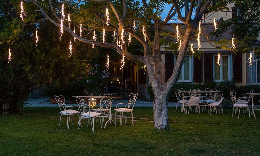 Preferenza Festa in giardino: 4 idee originali fai-da-te | Luminalpark EP23
