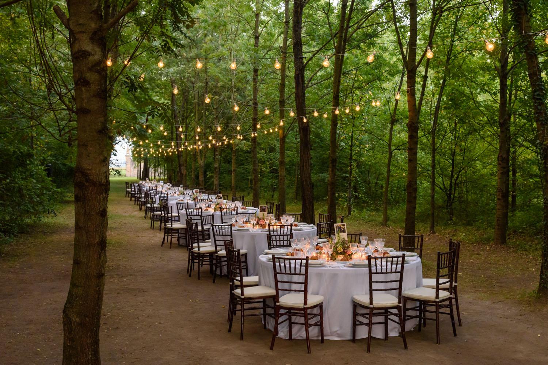 Matrimonio In Bosco : Tendenze matrimonio temi e decorazioni luminal park