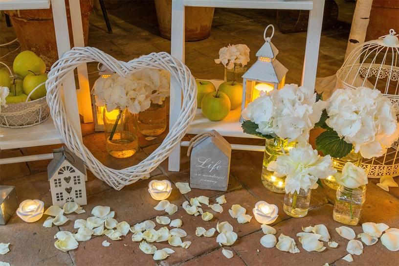 Tema Matrimonio Candele E Lanterne : Candele led i vantaggi rispetto alle tradizionali