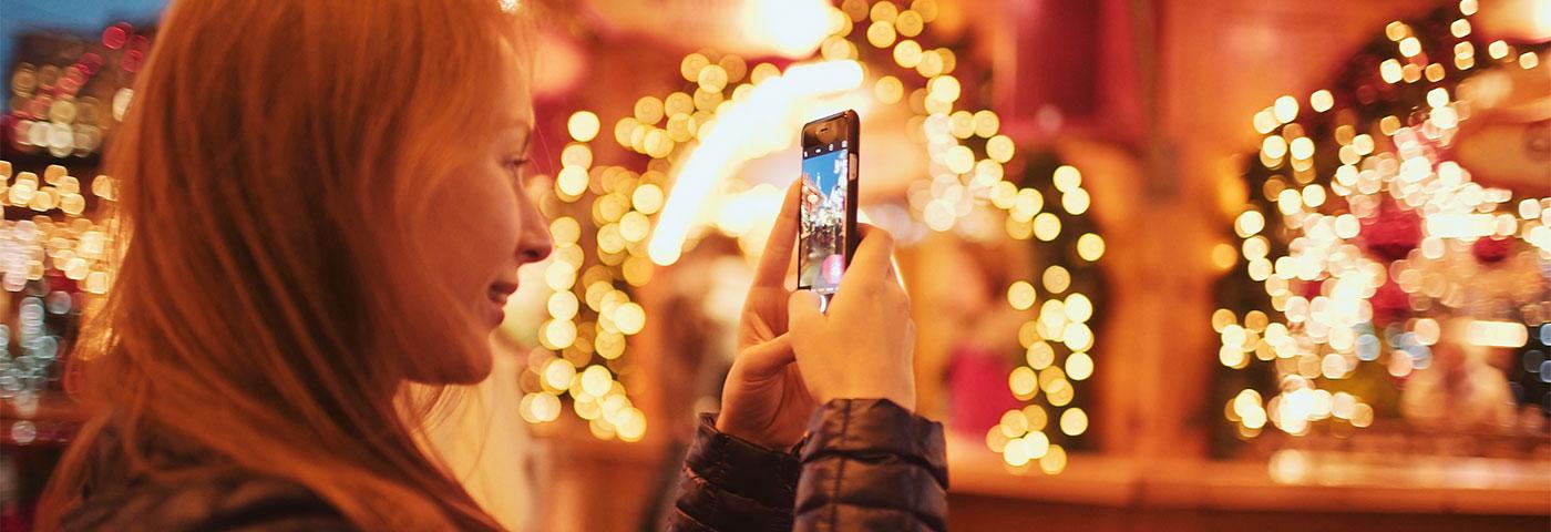 7 Consigli Per Fotografare La Luce Con Il Cellulare Luminal Park