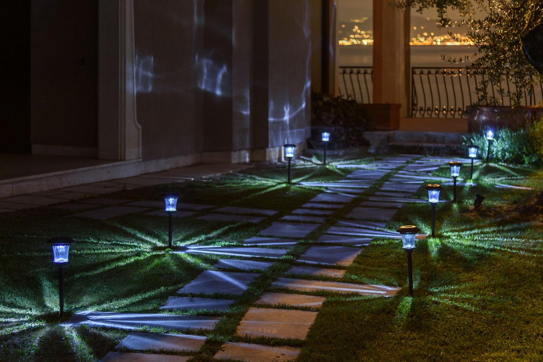 Illuminazione vialetto fantajumpy