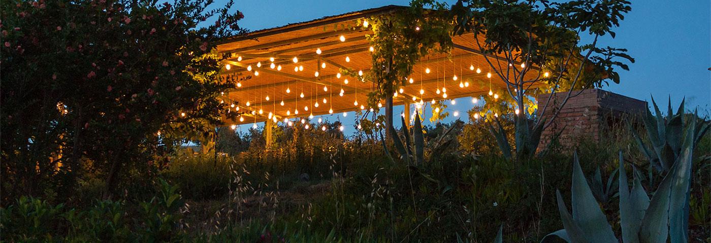 Ideas Decorativas Con Guirnaldas De Bombillas Luminal Park
