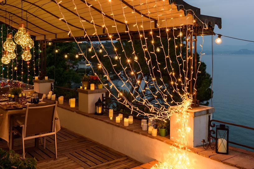 Ideas para decorar una fiesta ibicenca con luces for Decoracion ibicenca