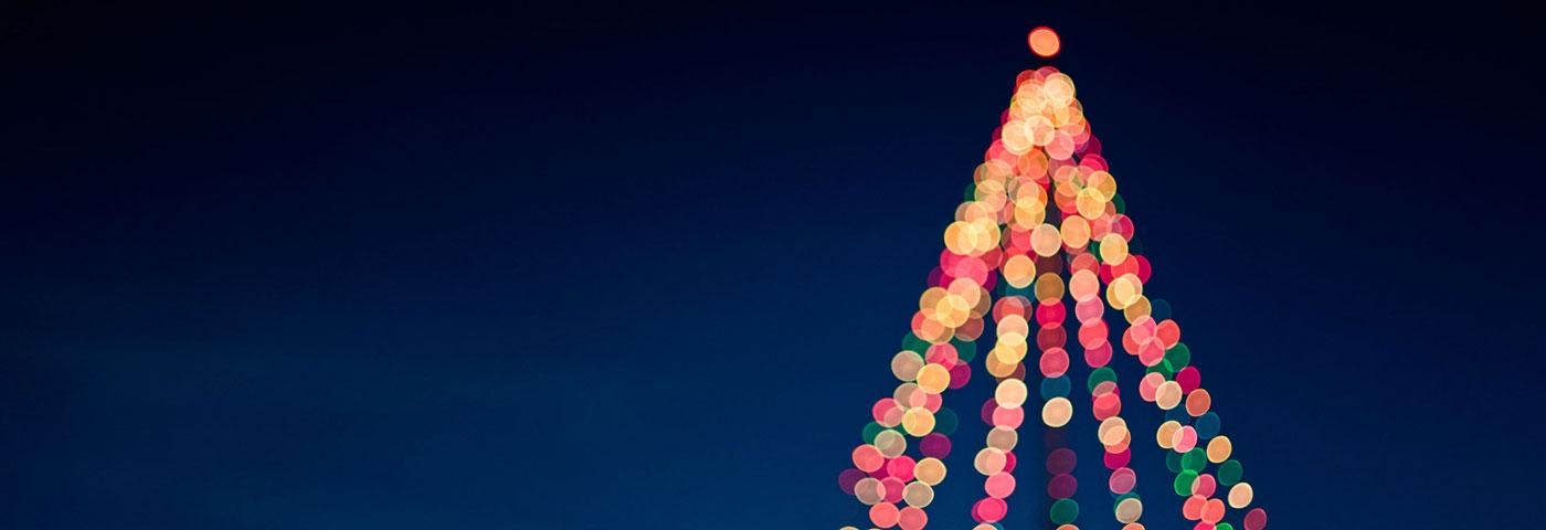 Cuantas esferas necesita un arbol de navidad