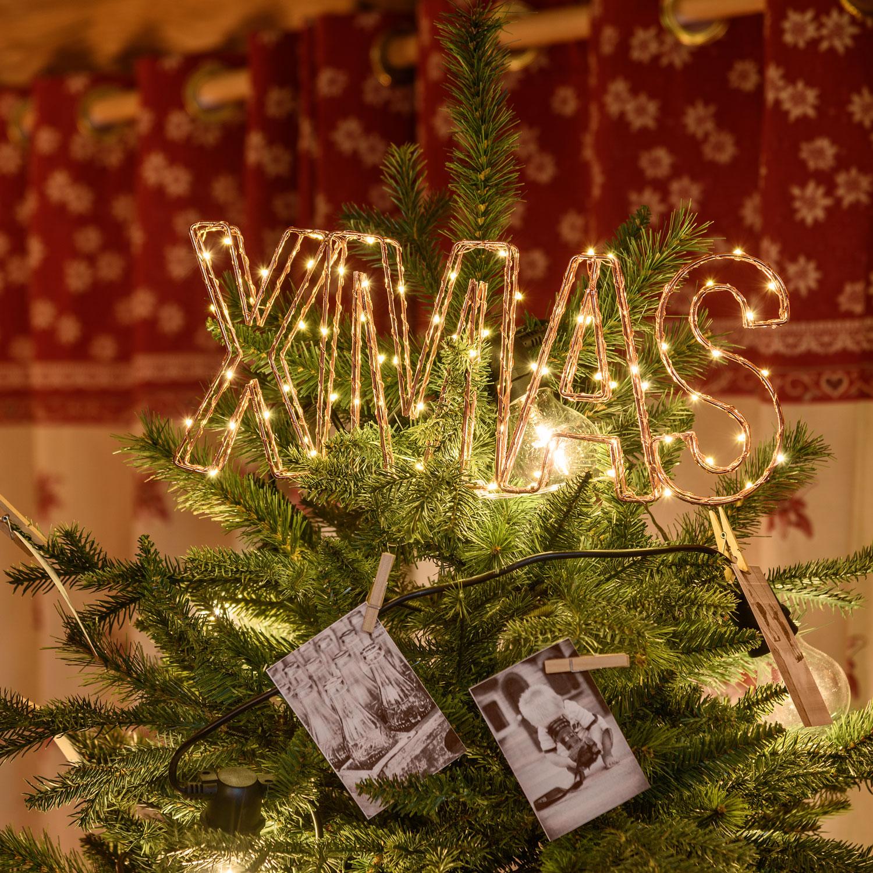 Albero Di Natale Grande.Puntali Per Alberi Di Natale 2019 Idee Semplici E Fai Da Te