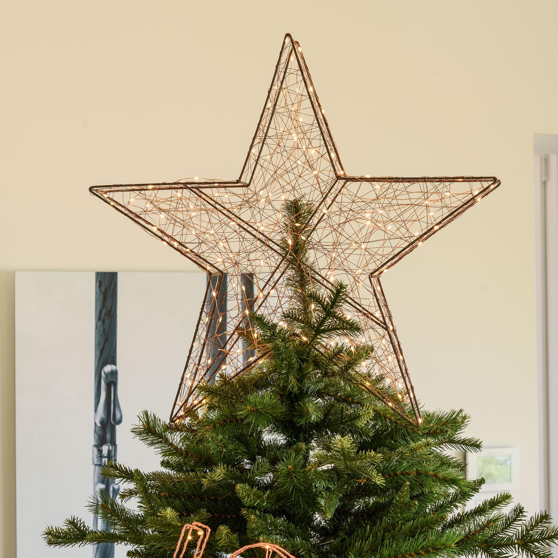 Stella Di Natale In Casa.Puntali Per Alberi Di Natale 2019 Idee Semplici E Fai Da Te