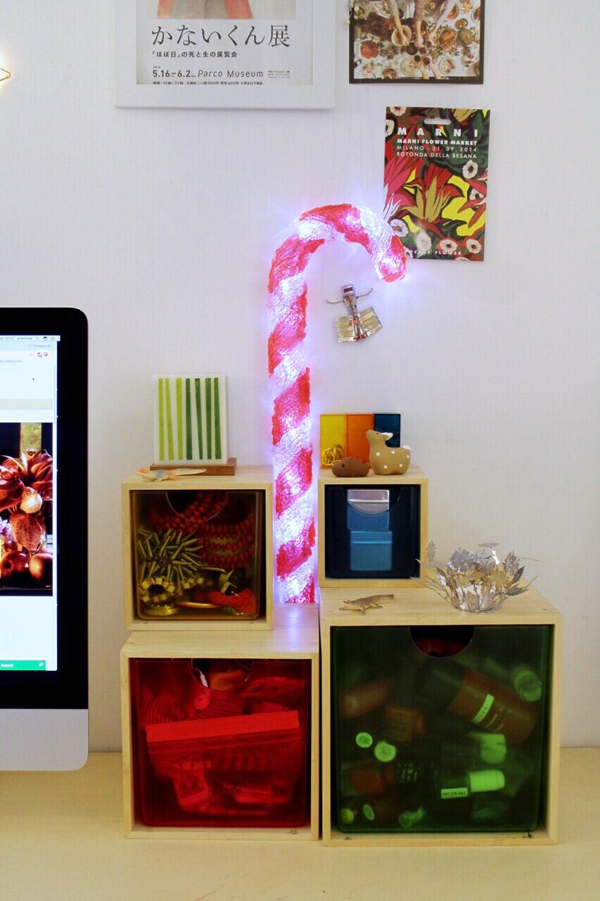 Come abbellire la scrivania con le luci di natale for Abbellire la classe per natale