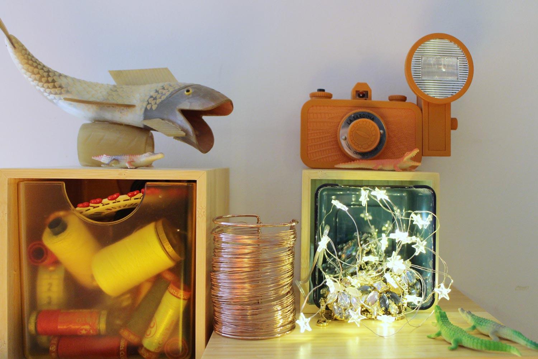 Decorazioni Ufficio Natale : Come abbellire la scrivania con le luci di natale luminal park