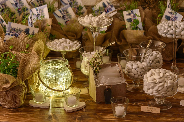 Matrimonio Rustico Tavolo : Matrimonio nel bosco come addobbare la location luminal