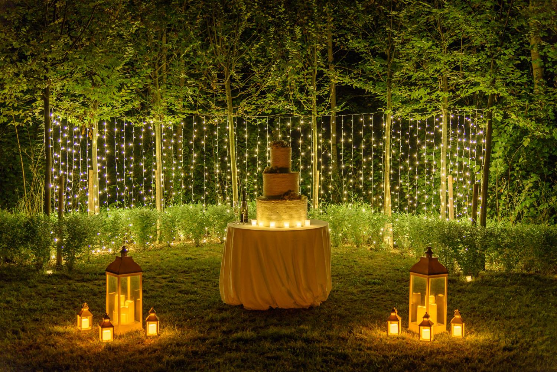 Matrimonio In Bosco : Matrimonio nel bosco come addobbare la location luminal
