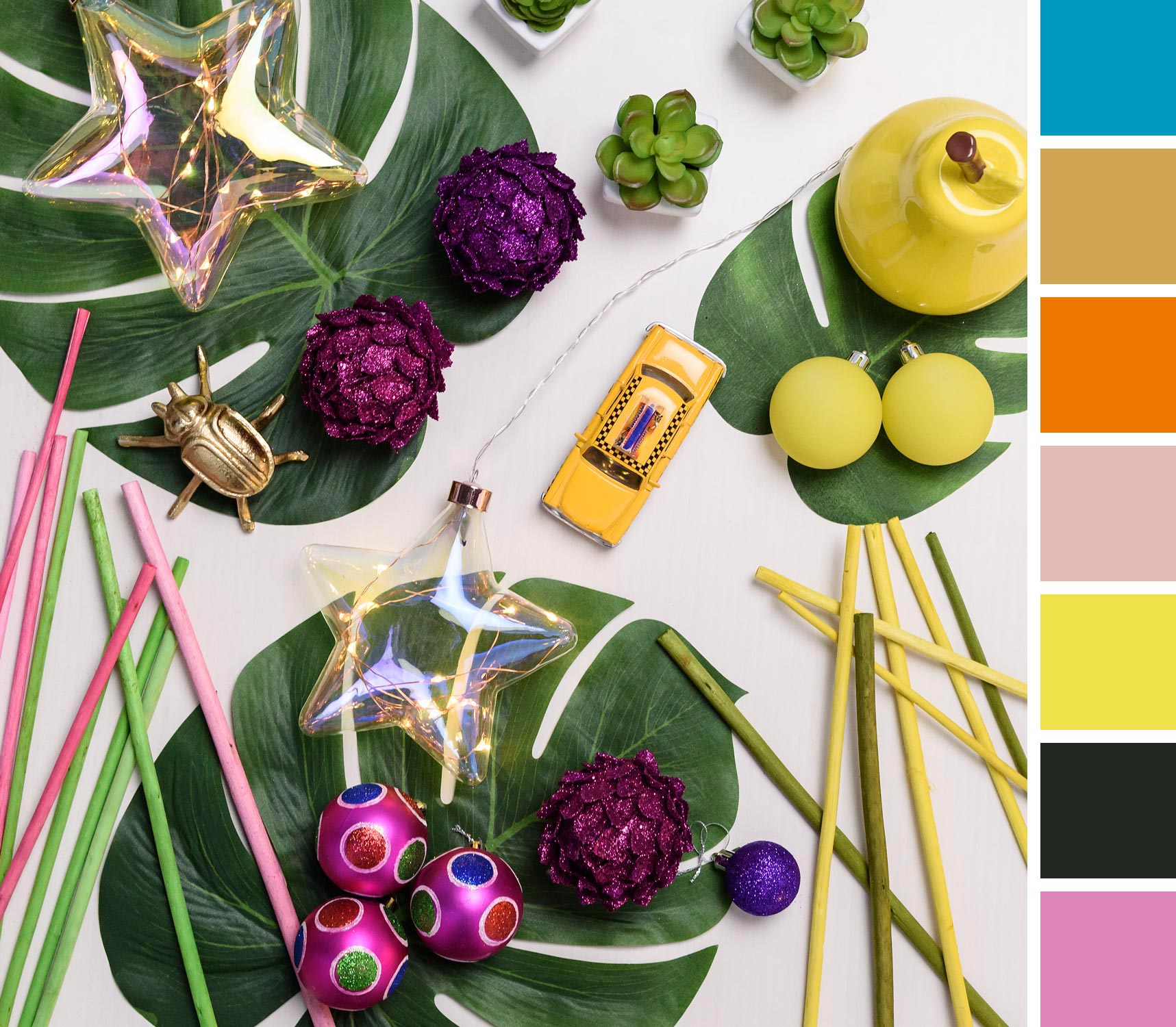 Tendencias y colores navidad 2018 luminal park - Como llenar la casa de energia positiva ...