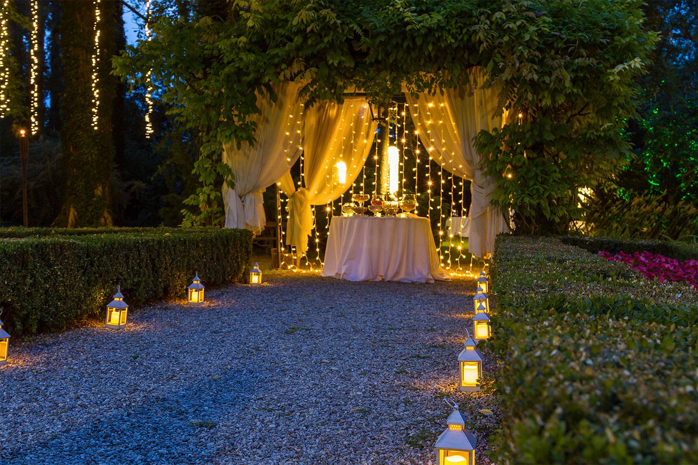 Luci per matrimonio: istruzioni per luso luminalpark