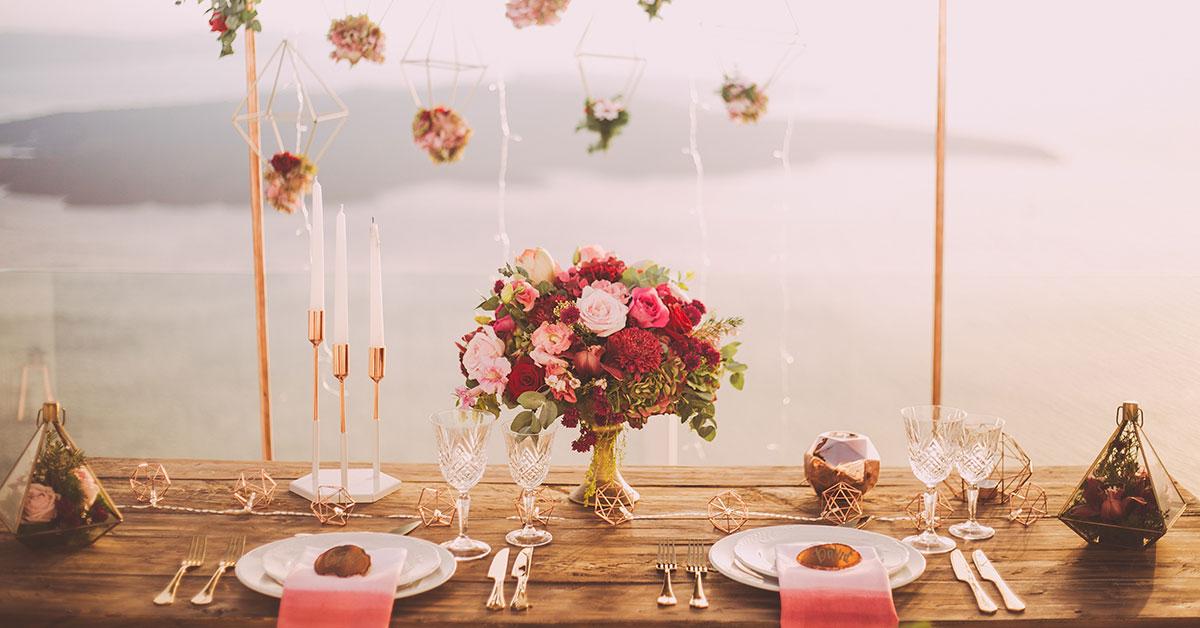 Shabby Chic Matrimonio Tavoli : Matrimonio boho o country idee d allestimento eco chic luminal park