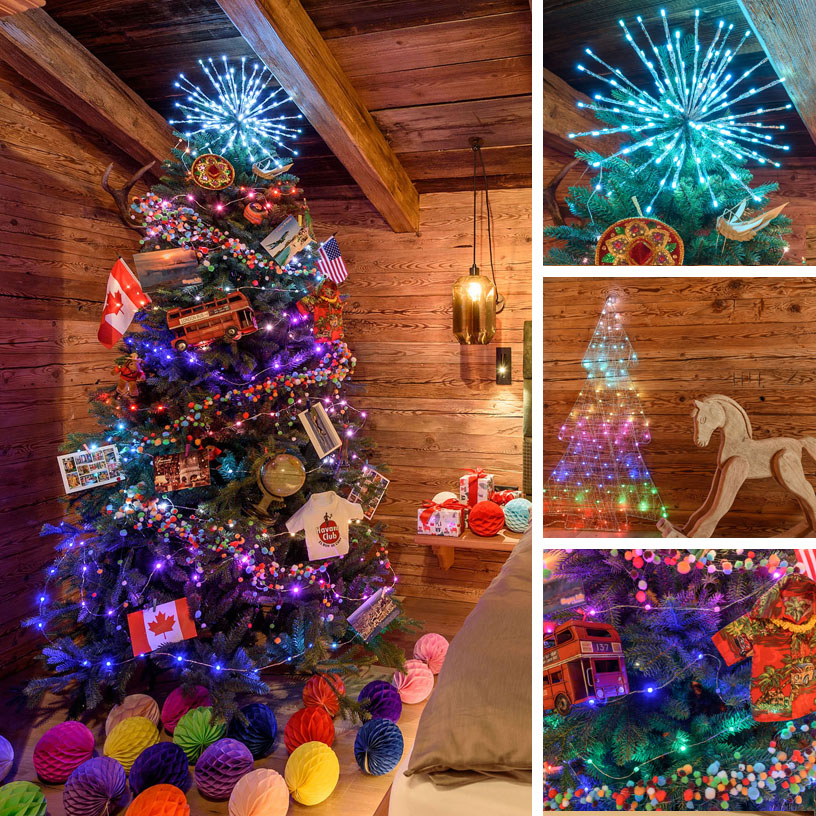 Addobbi Natalizi Anni 60.18 Idee Per Alberi Di Natale Originali Luminal Park