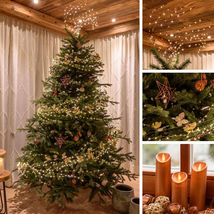 Albero Di Natale 6 Mt.18 Idee Per Alberi Di Natale Originali Luminal Park