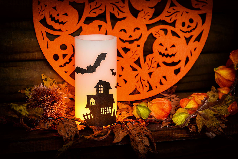 Decorazioni Tavola Halloween Fai Da Te : Lavoretti di halloween fai da te per bambini luminal park