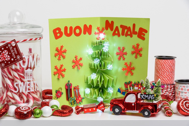 Lavoretti Biglietti Di Natale.Lavoretti Di Natale Per Bambini Luminal Park