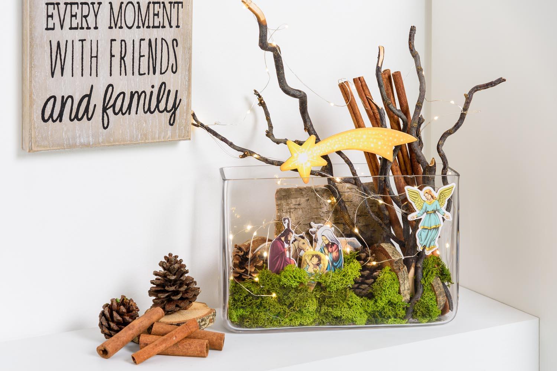 Lavoretti Di Natale Ghirlande Per Bambini.Lavoretti Di Natale Per Bambini Luminal Park