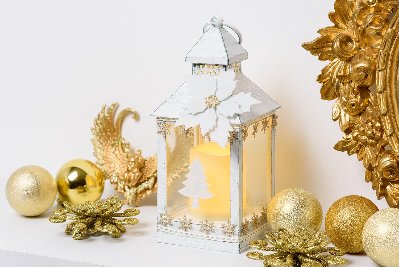 Come Decorare Lanterne Per Natale Luminal Park