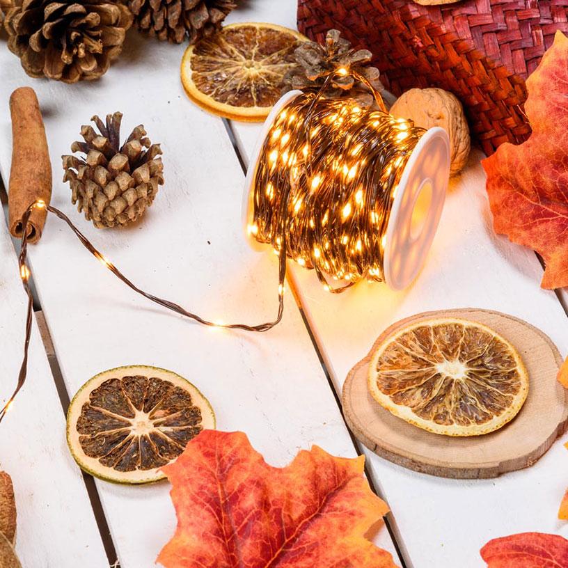 Tendencias navidad y adornos navide os 2019 luminal park for Adornos navidenos ultimas tendencias