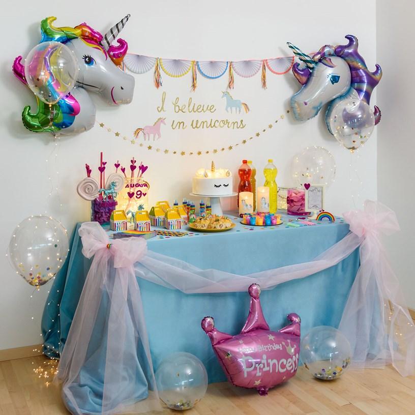 Come Organizzare Una Festa A Tema Unicorno Luminal Park