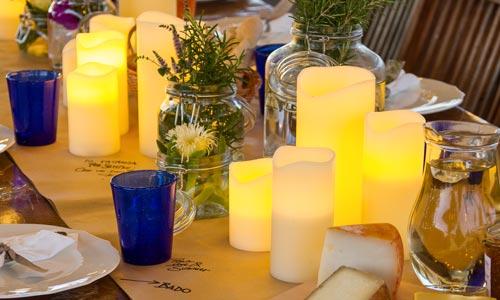 Candele Da Giardino Milano : Indicazioni uso candele