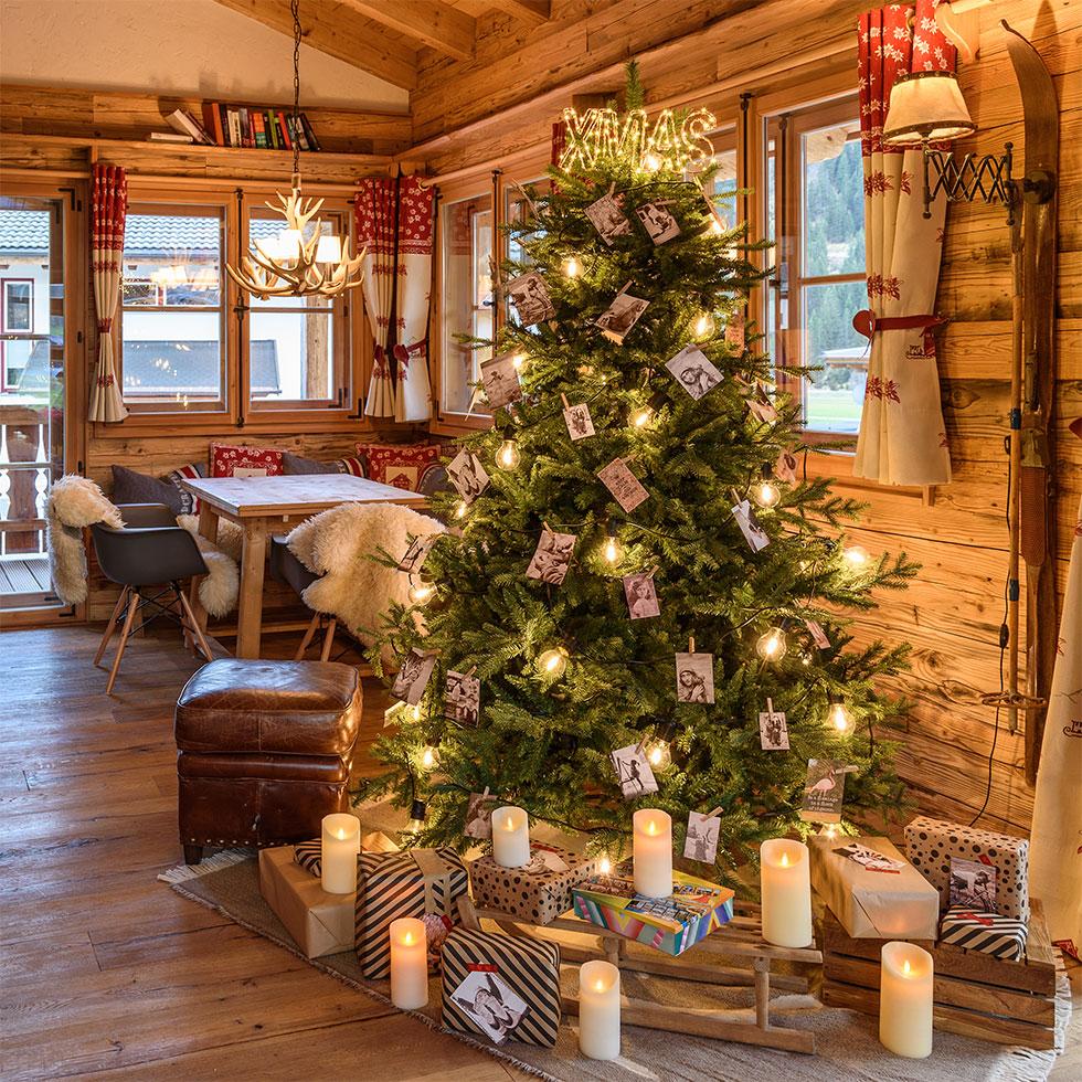 Amato Alberi di Natale originali 2017   Luminal Park IA18