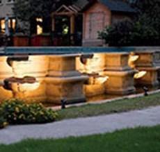 led wandleuchten und wandlampen living luminal park. Black Bedroom Furniture Sets. Home Design Ideas