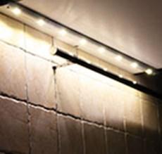 Barra led sottopensile: illuminazione casa   Living Luminal Park