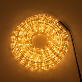 Tubo luminoso, 13 mm, 230V, 10 m, lampade chiare ad incandescenza