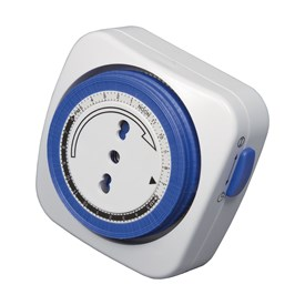 Timer 24h programmabile COMPACT