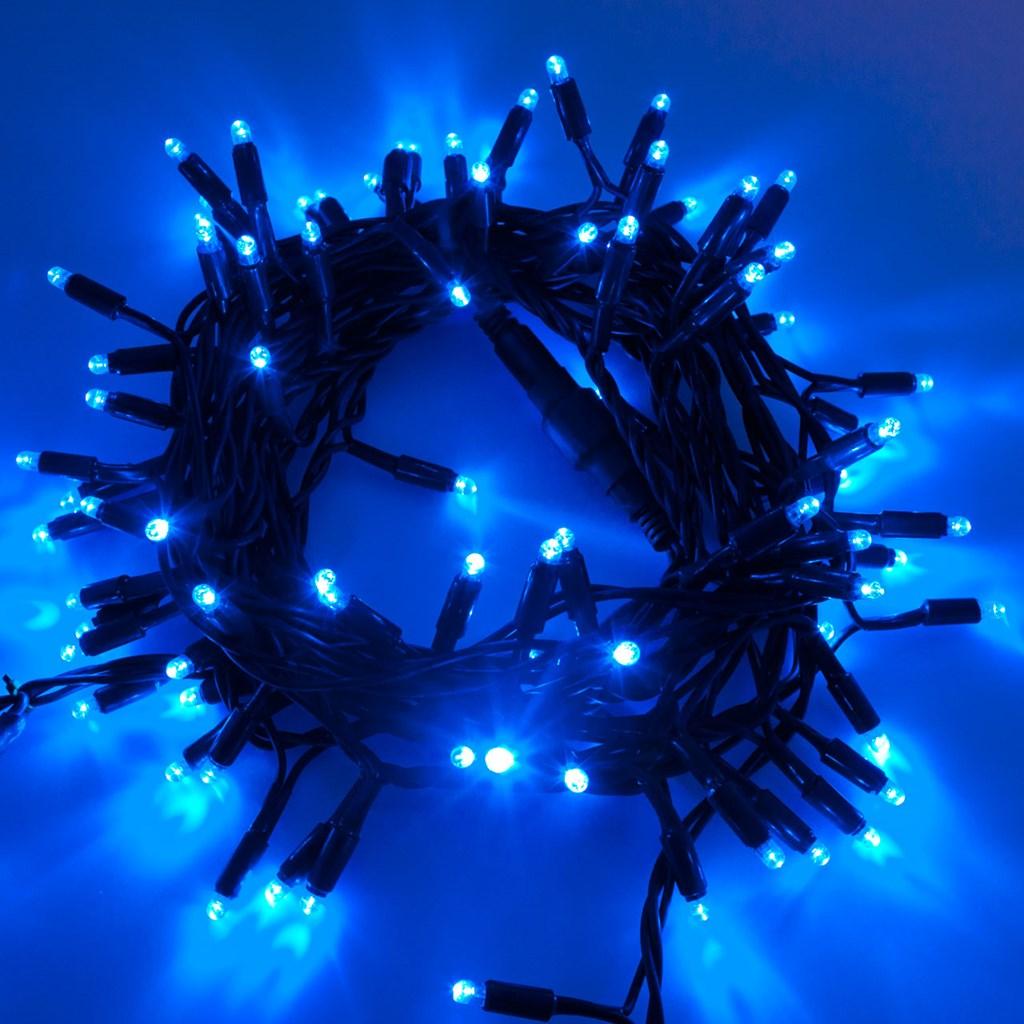 Guirlande 50 M 600 Maxiled Bleu