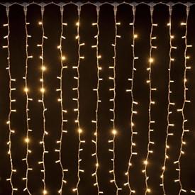 0c520c1f328 Cortina de luces profesionales 2 x h. 3 m prolongable