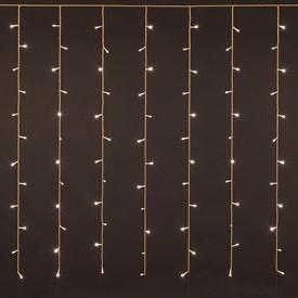 Rideaux Lumineux à LED et Décorations pour Fêtes en Extérieur ...