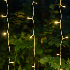 Led Weihnachtsbeleuchtung Für Fenster.Led Lichtervorhänge Für Fenster Und Wände Luminal Park
