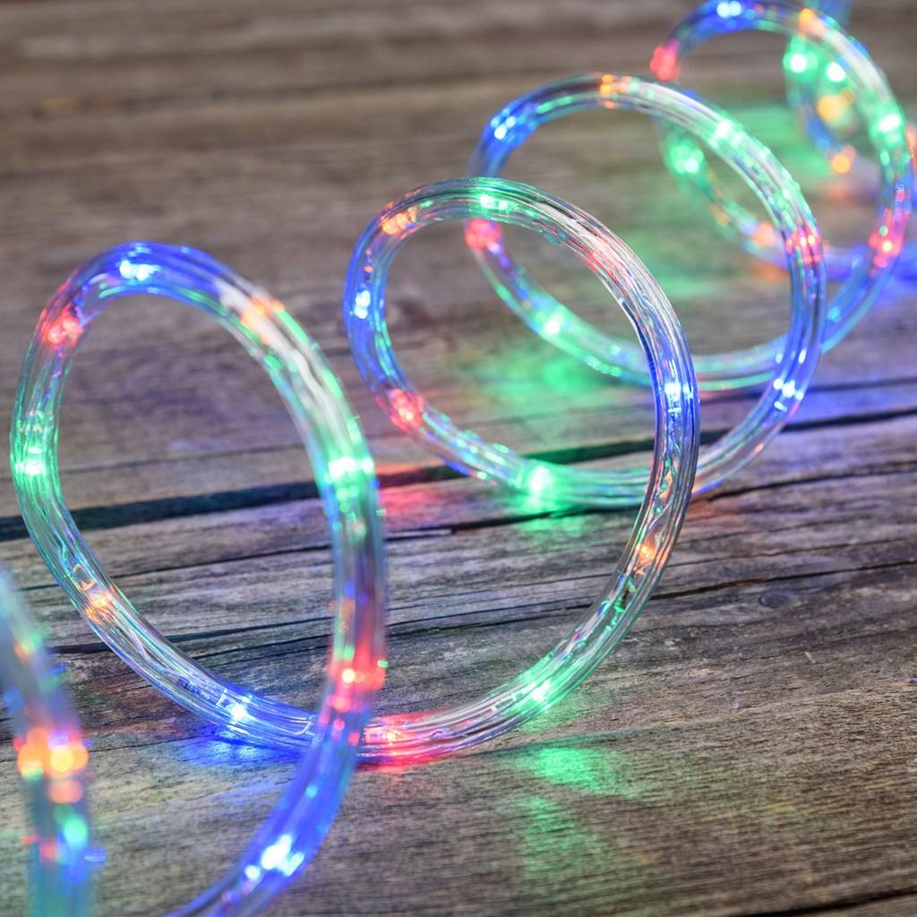 810ff4104e5 Manguera de luces Led multicolor Ø 10 mm 36V