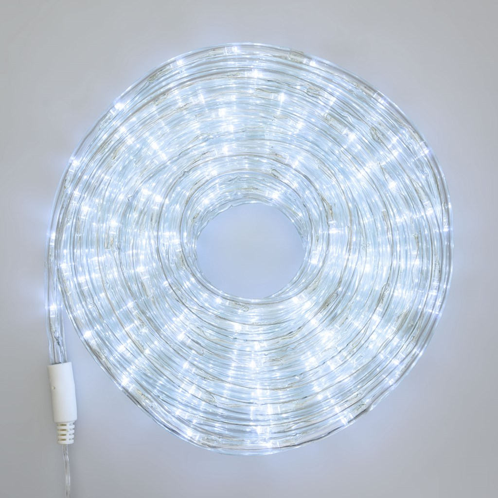 Tube Lumineux 15 M 10 Mm 36v 360 Led Blanc Froid Tube Led D Coratif