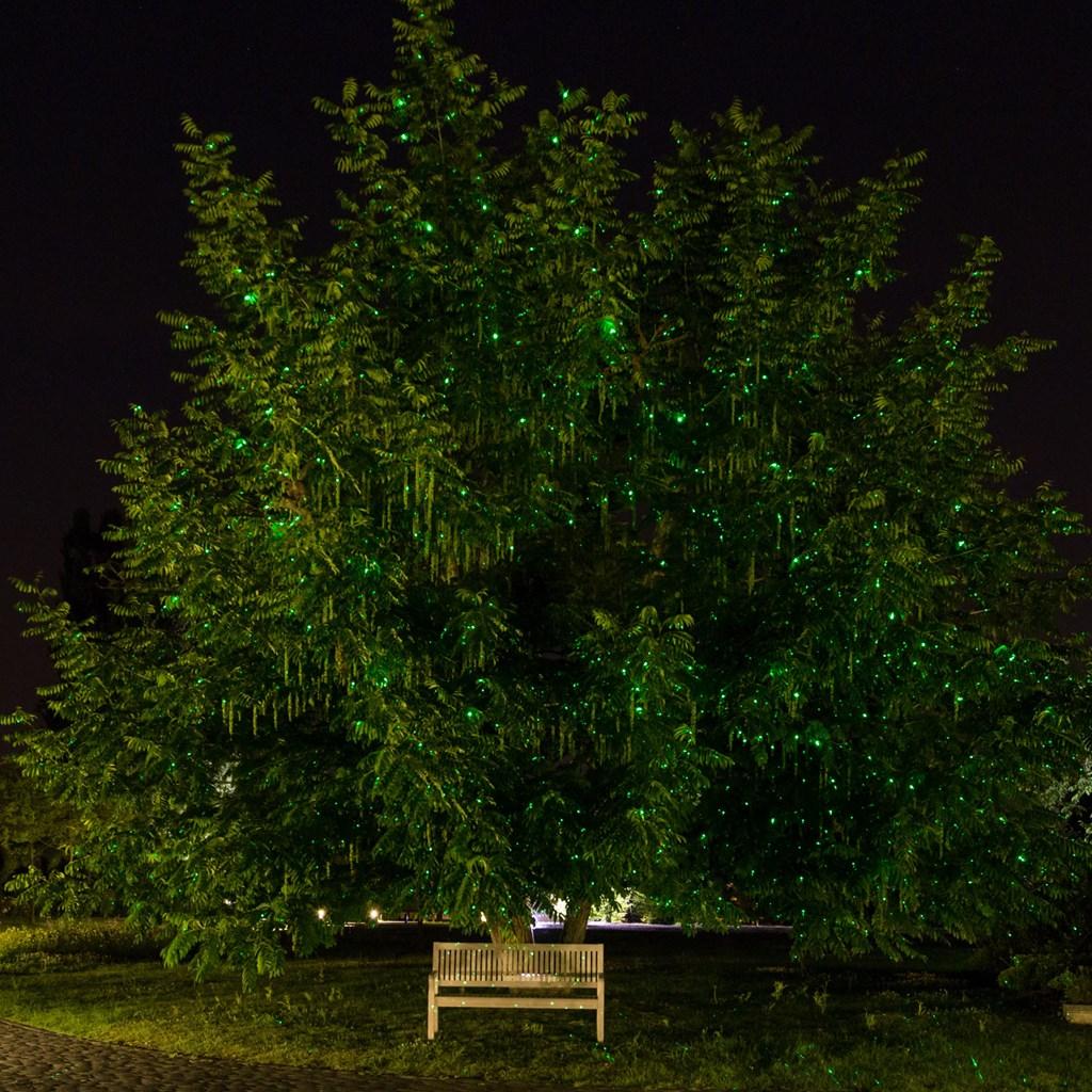 LASER-Projektor, grünes Licht - LED und Laser Projektoren