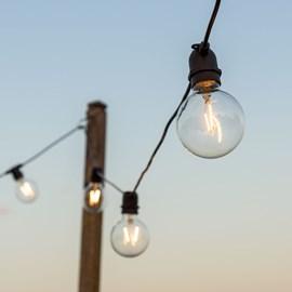 Catene luminose illuminazione esterno e giardino | Luminal Park