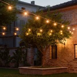 Luces solares y faroles para decorar terrazas y jardines luminal park - Luces solares para jardin ...
