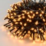 MiniCluster Lichterkette 9,1 m, 432 LEDs warmweiß traditionell