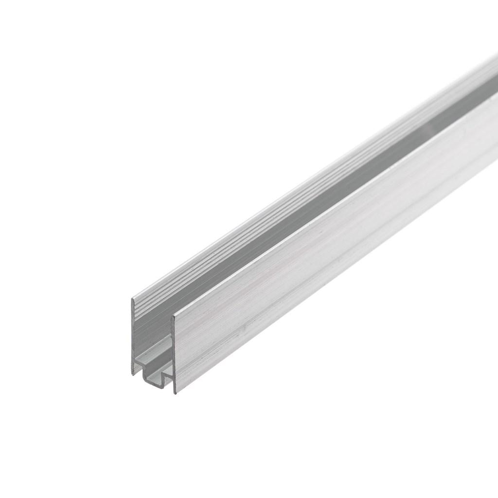 profil en aluminium de 8 m tres pour fixation du tube smd. Black Bedroom Furniture Sets. Home Design Ideas