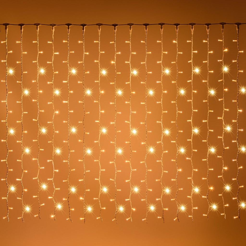 88b0e606bfe Cortina de luces profesionales 2 x h. 1
