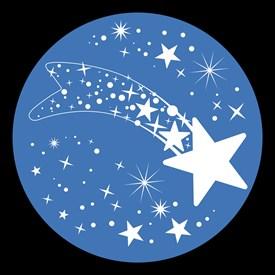 20ac803be01 Gobo a color Estrella de Belén Ø 37 mm para Proyectores Led Pro